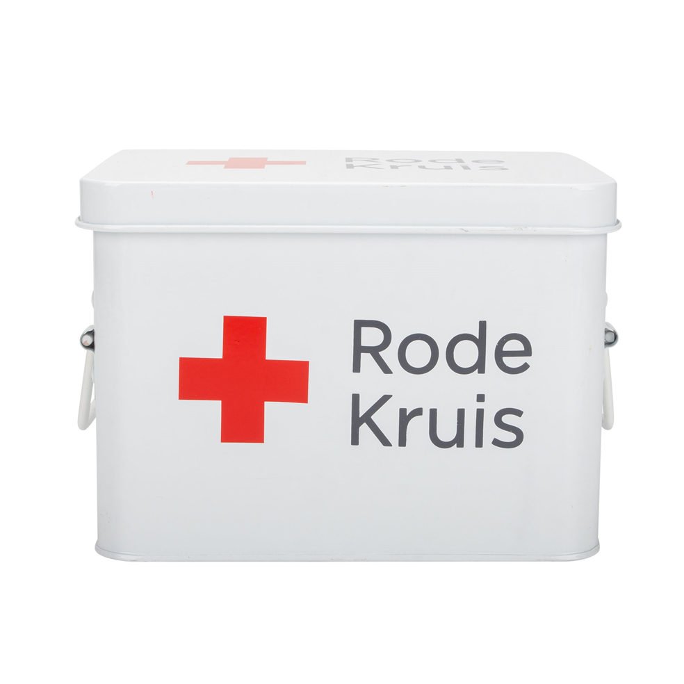 Basic First Aid Box