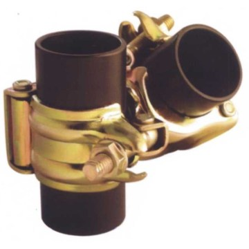 Scaffold Tube with Fitting