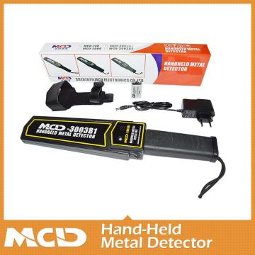 hand held metal detector with high sensitivity MCD-3003B1