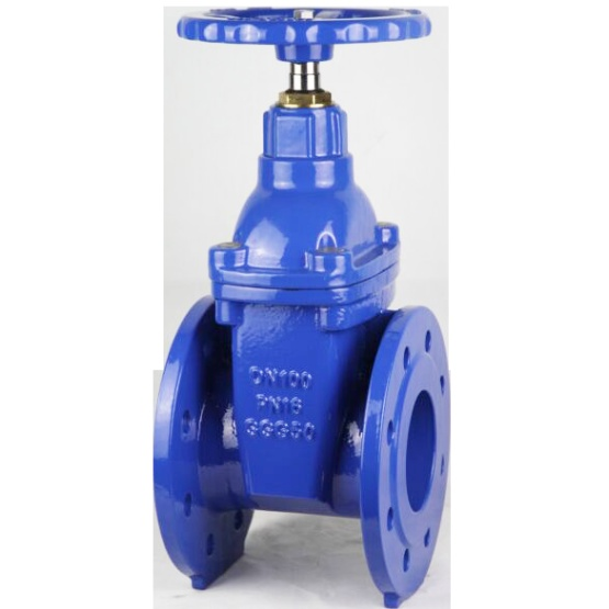 DIN3352 Resilient Seated  Gate Valve