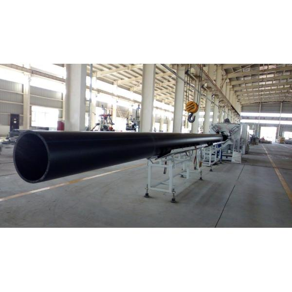 HDPE 630MM water/gas pipe high speed extrusion line