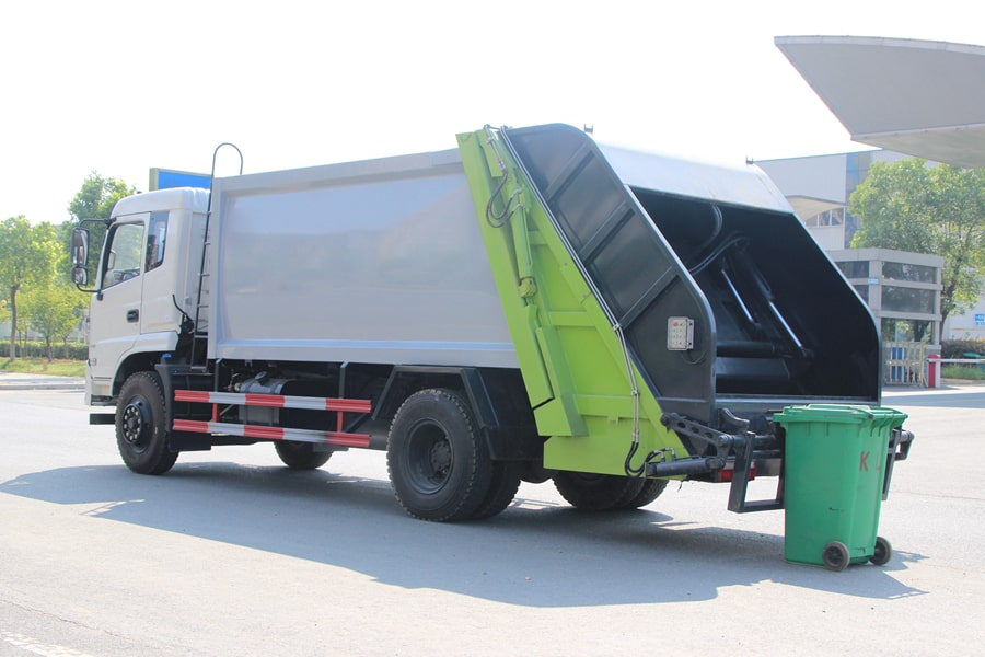 Truck Of Waste Management Manufacturer