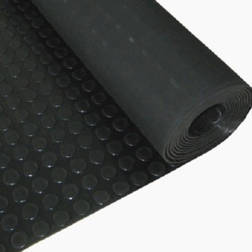 PVC door mat design coin welcome waterproof