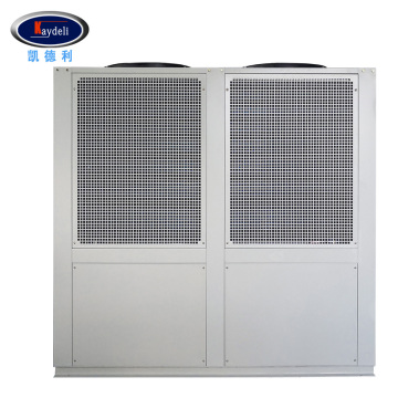 air cooled screw compressor chiller