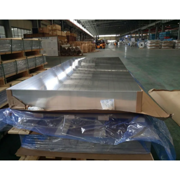 8011 Aluminum anodized sheet