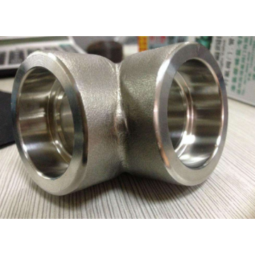 female bsp thread forged galvanized 90 degree elbow