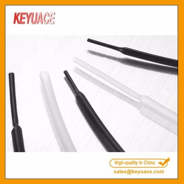 Transparent PVDF Kynar Medical Grade Heat Shrink Tubing