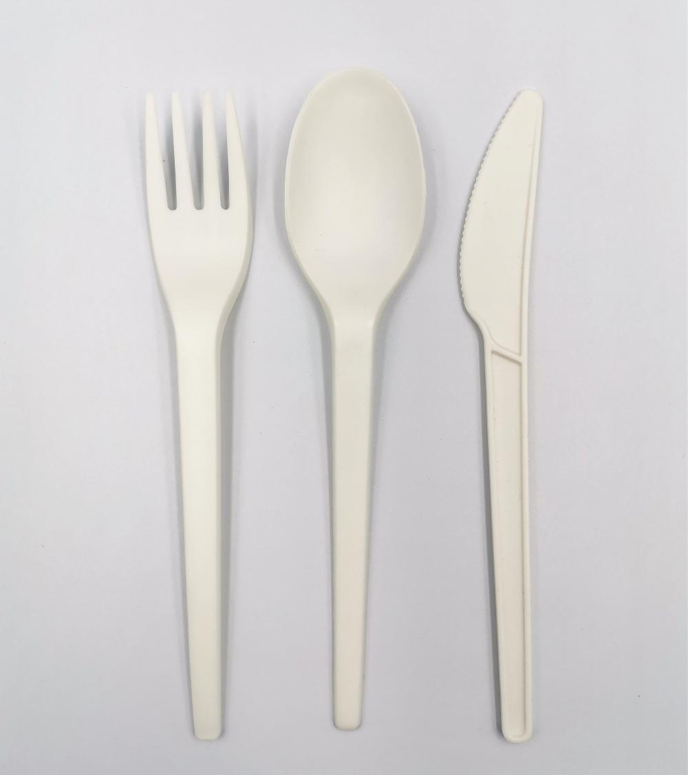 Compostable Factory Wholesales Cutlery Knives