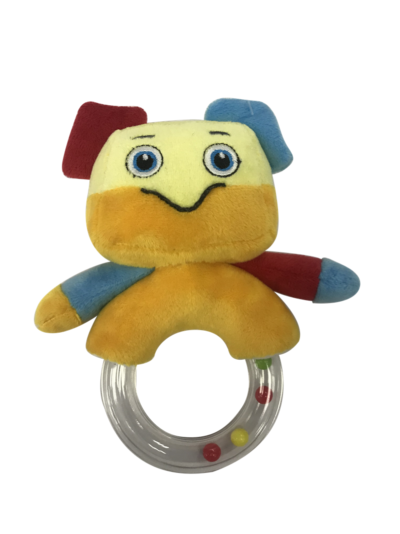 Baby Toy Plush Rattle
