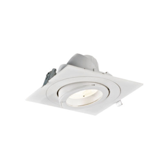 Square Decorative 30W LED Downlight