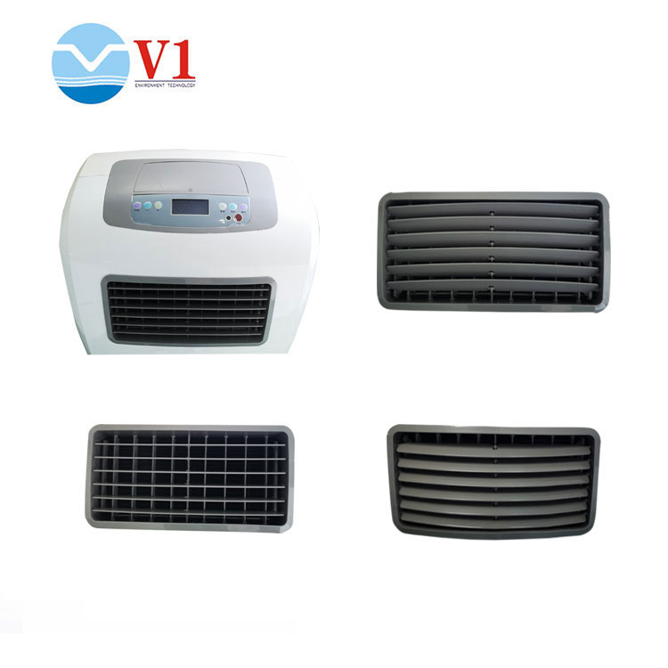 Mobile Type Air Sterilizer Purifier Cleaner 5