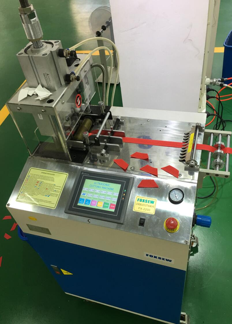 Ultrasonic Tape Cutting Machine -7