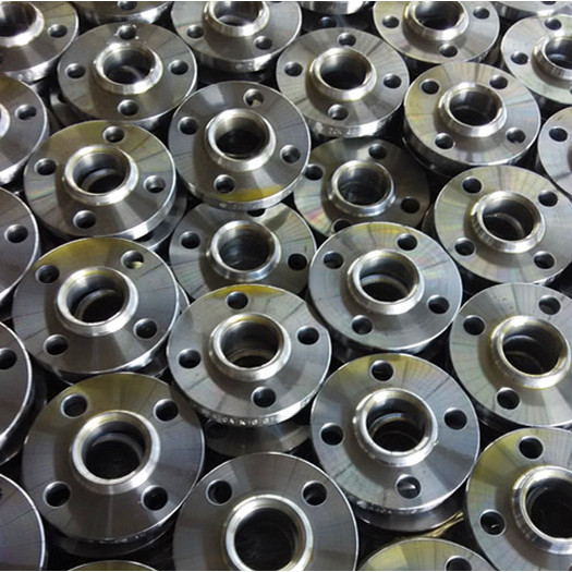 CARBON STEEL A105 FORGED PLATE FLANGE