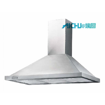 Hammered Stainless Steel Range Hood