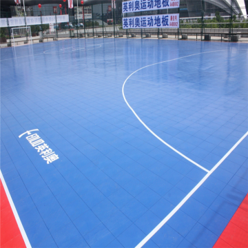Easy Installation Indoor Futsal Court Mat