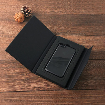 Black Mobile Phone Shell Packaging Box