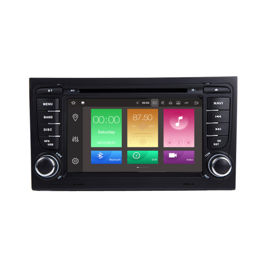 Android GPS Navi System for Audi A4