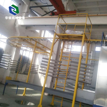 High-quality Customized Automatic Conventional or Lighter Hanger Conveyor Belt