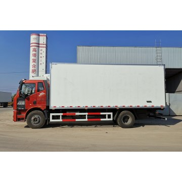 Brand New FAW J6L 18 ton refrigerated truck