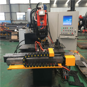 YBJ-80 CNC Plate Steel Punching Machine