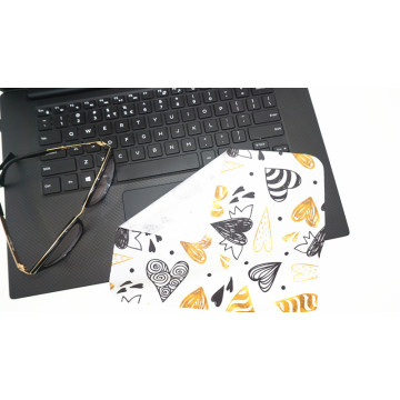 custom size laptop washable mouse pad cloth