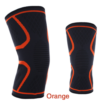 Sports Safety Breathable Knitting Knee Support