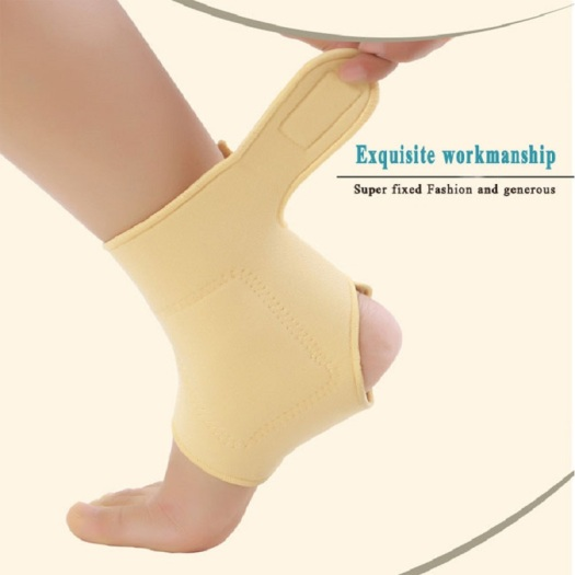 Ankle compression sleeve weight sand exercise equipment