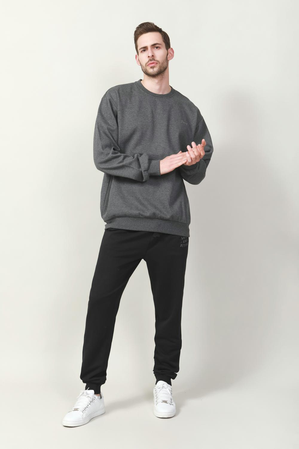 Men's brushed fleece pants