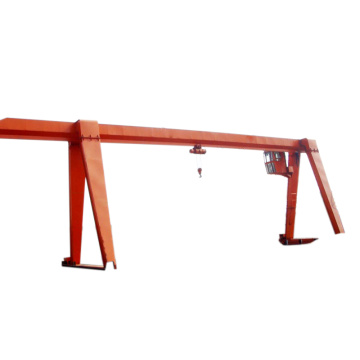 3T Single Girder Gantry Crane Price For Sale