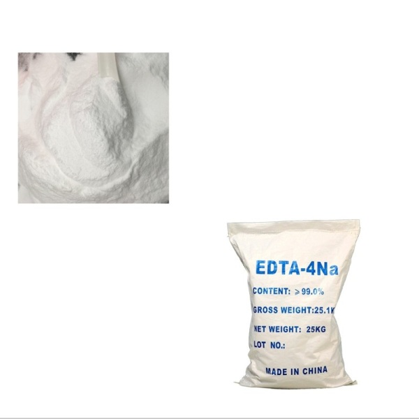 White Crystal Powder EDTA-4NA Anhydrous Chelanting Metal Ion