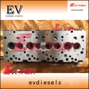 ISUZU 4JG2 head cylinder gasket overhaul
