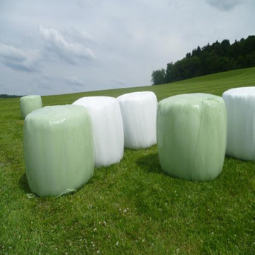 Colored Silage forage grass stretch film