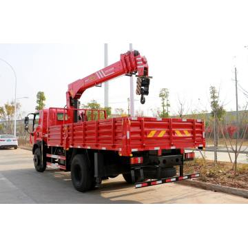 Brand New STQ 8Tons Rear Mounted Crane Truck