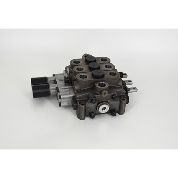Multi-way Directional Control Valve
