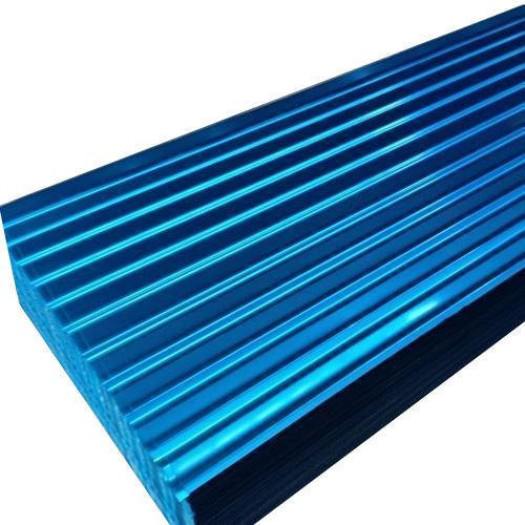 1.0mm Aluminum Corrugated Sheet