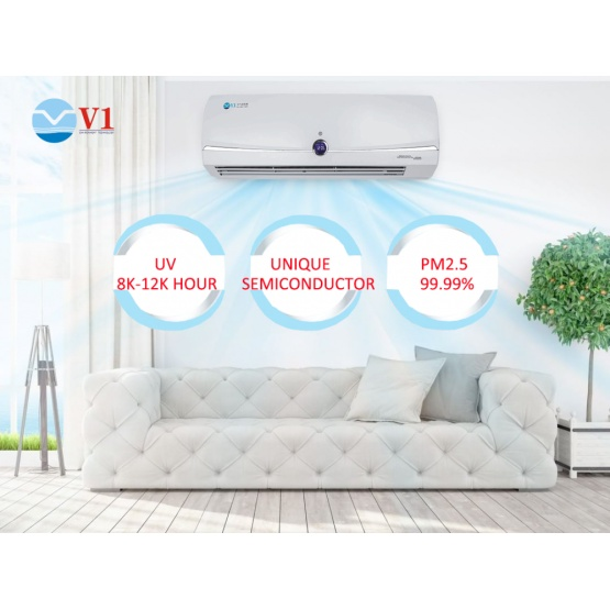 portable air purifier ozone free A Large Room