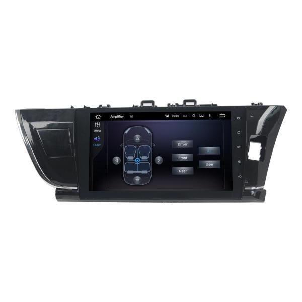 10.1 Inch Car Dvd Player Toyota COROLLA Right
