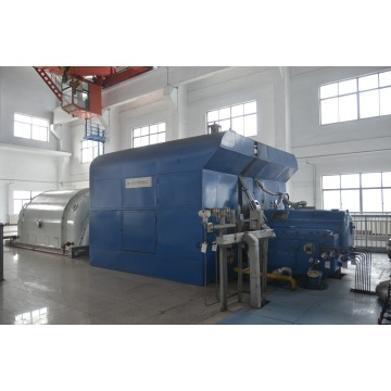 Extraction Back Pressure Steam Turbine