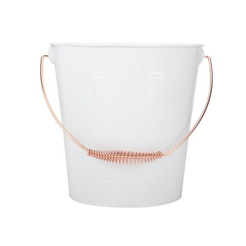 Champagne Wine Tin Ice Bucket