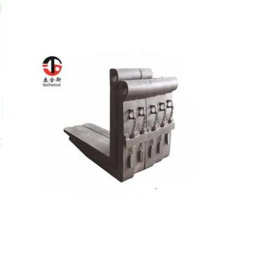 Best material 16ton capacity forklift forks