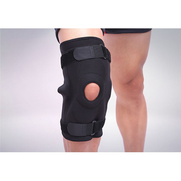 Breathable Metal Plate Knee Support