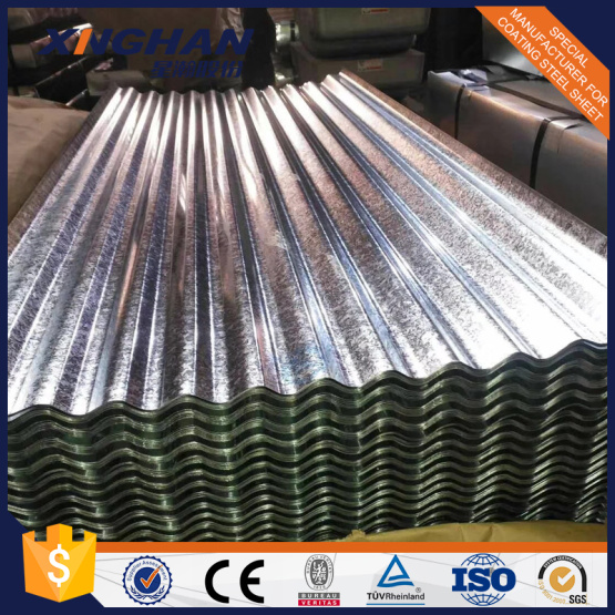 Factory/wholesale corrugated metal roofing sheet