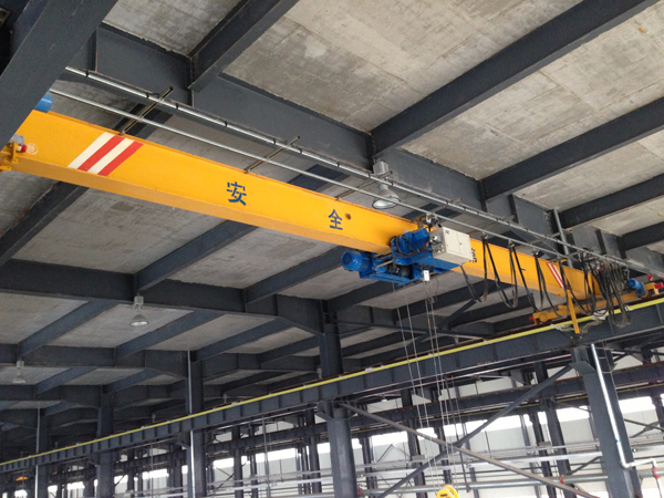 10ton Single Girder Bridge Crane