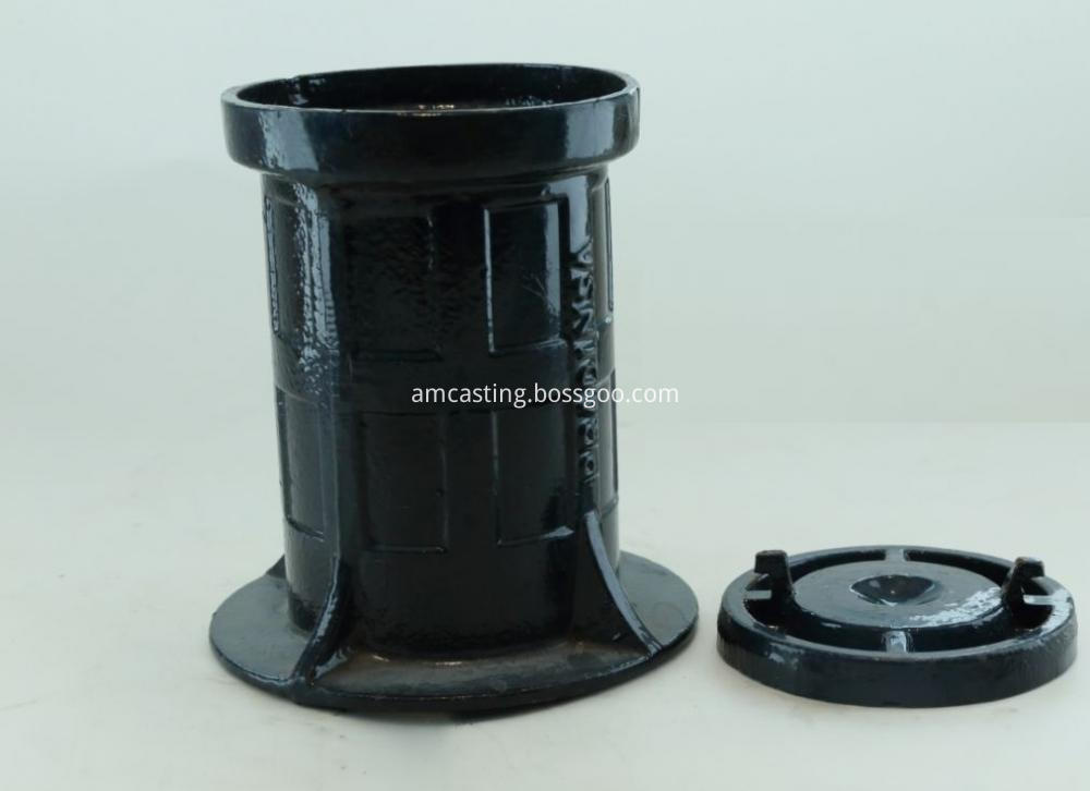 Ductile Iron Water Meter Box2