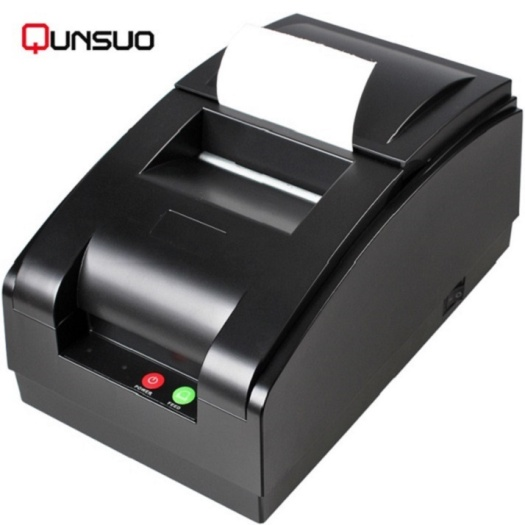 Office dot matrix printer 76mm with Bluetooth interface