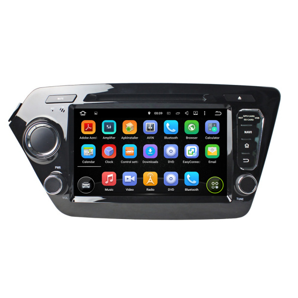 Kia K2 Android 6.0 Car DVD