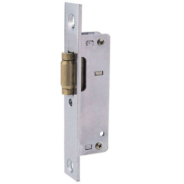Passage lock roller door lock roller mortise lock