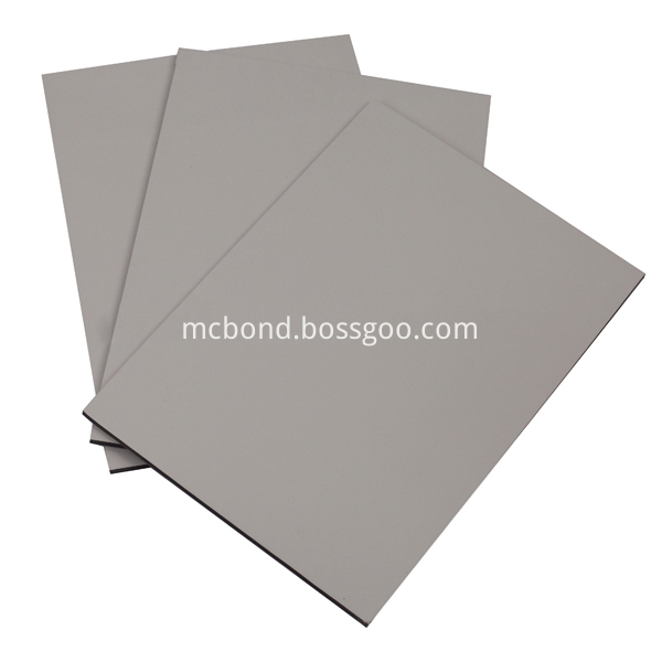 Fireproof Fire Retarded Aluminum Composite Panel 1