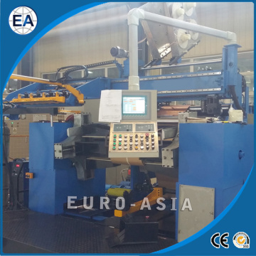 CNC Foil Coil Winding Machine