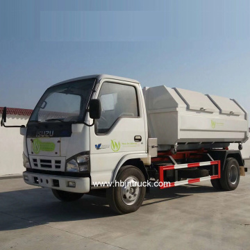 Isuzu Arm Roll Garbage Truck